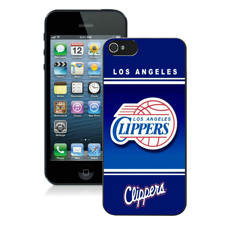 Los Angeles Clippers-iPhone-5-Case-01