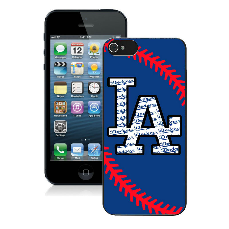Los Angeles Dodgers-iPhone-5-Case