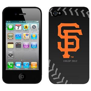 MLB San Francisco Giants Black Colors Iphone 4-4s Case