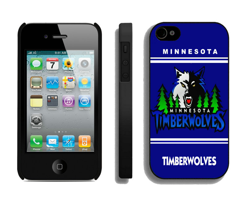 Minnesota Timberwolves-iPhone-4-4S-Case-02