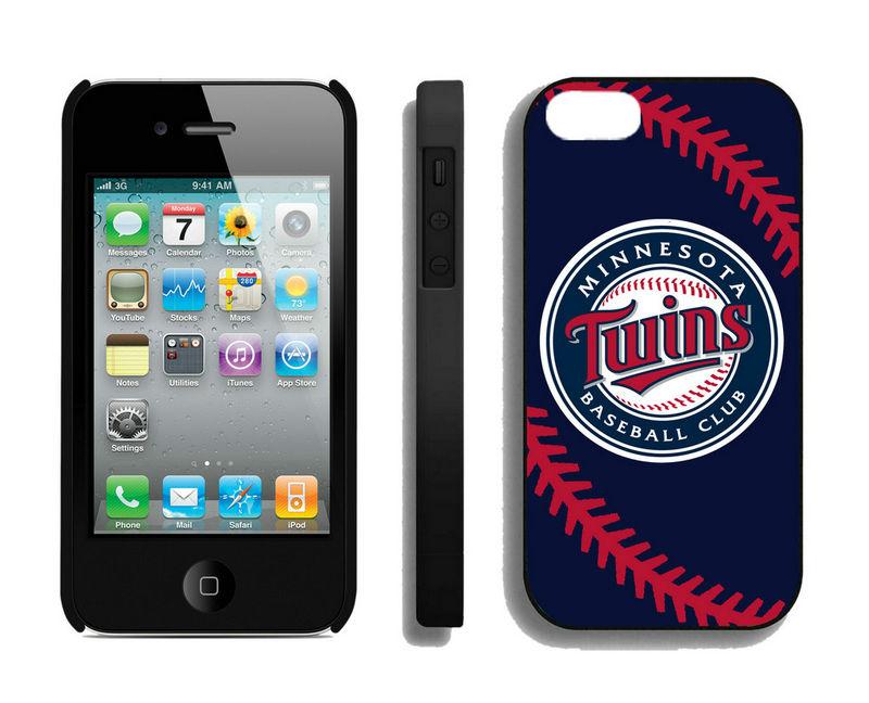 Minnesota Twins-iPhone-4-4S-Case