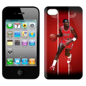 NBA Bulls jordan 23 Iphone 4-4s Case-1