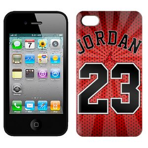 NBA Bulls jordan 23 Iphone 4-4s Case-3