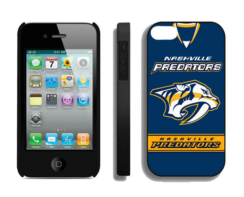 Nashville Predators-iphone-4-4s-case