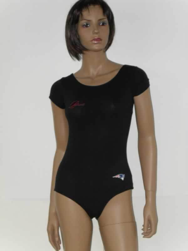 New Enaland Patriots Black Women Swimsuit