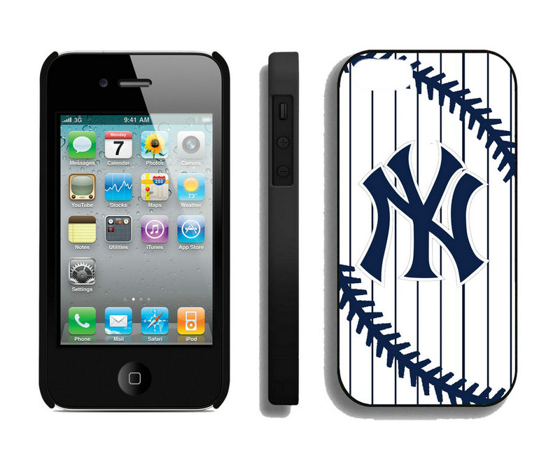New York Yankees-iPhone-4-4S-Case