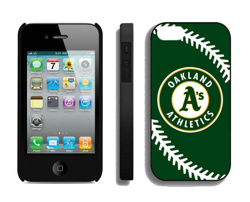 Oakland Athletics-iPhone-4-4S-Case