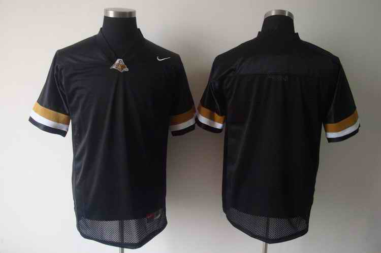 Purdue Boilermakers blank black jerseys
