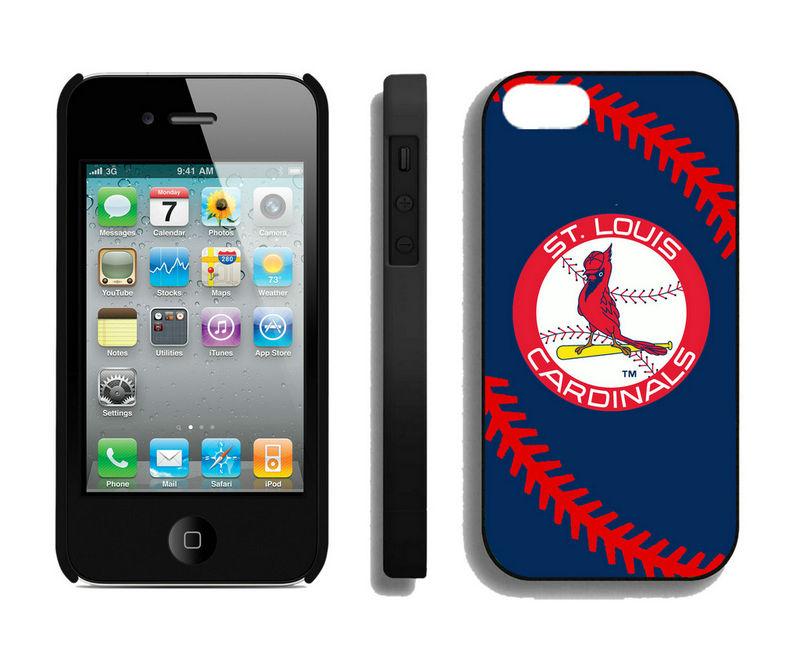 St-Louis Cardinals-iPhone-4-4S-Case