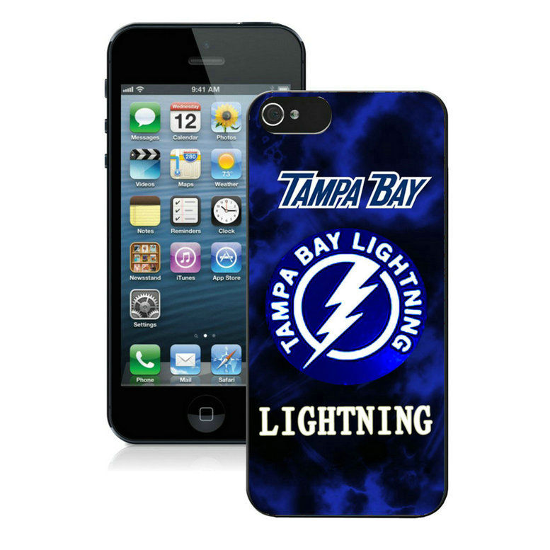 Tampa Bay Lightning-iPhone-5-Case