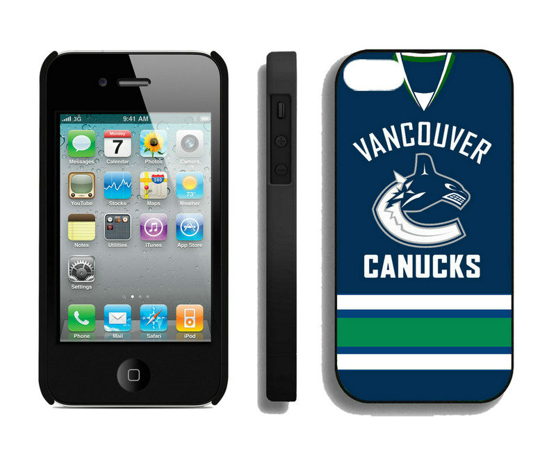 Vancouver Canucks-iphone-4-4s-case
