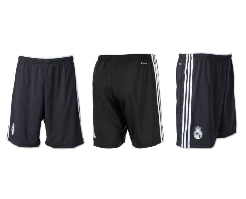 2014-15 Real Madrid Third Away Shorts