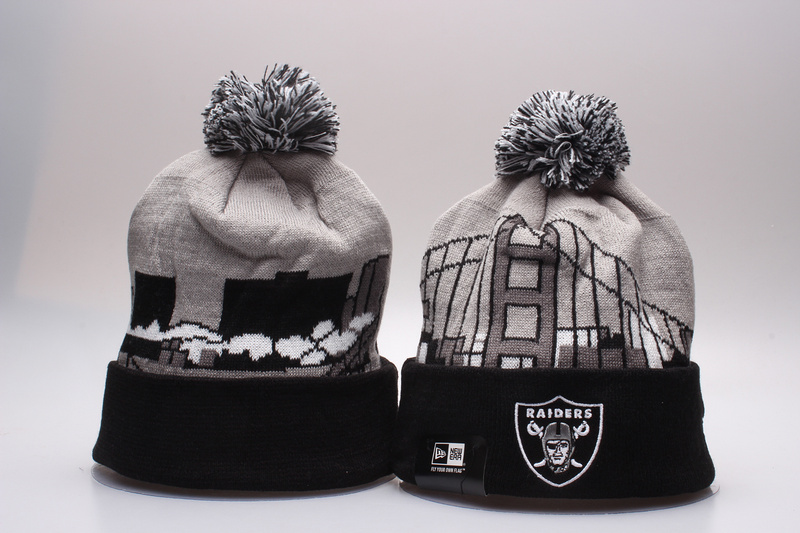 Raiders Fashion Beanie YP