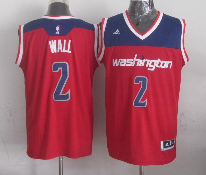 Wizards 2 Wall Red New Revolution 30 Jerseys