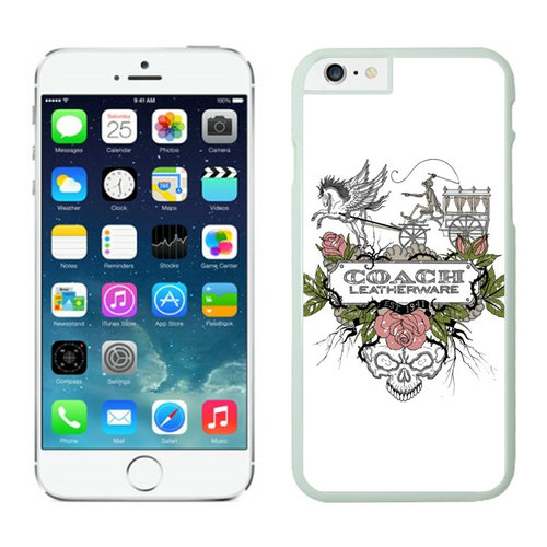 Coach iPhone 6 Cases White26