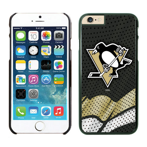 Pittsburgh Penguins iPhone 6 Cases Black05