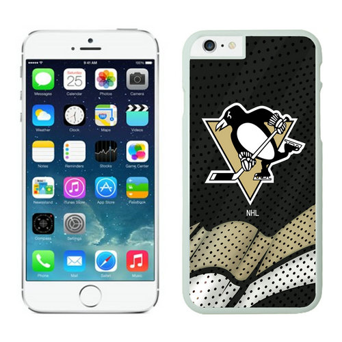 Pittsburgh Penguins iPhone 6 Cases White02