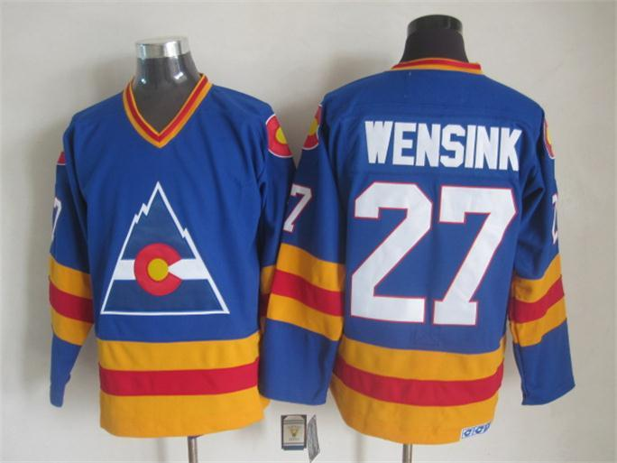 Avalanche 27 Wensink Blue Jersey