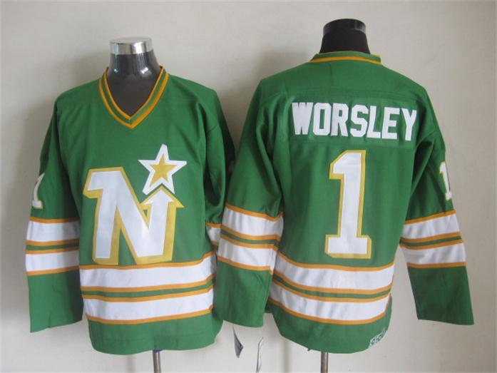Stars 1 Worsley Green CCM Jersey