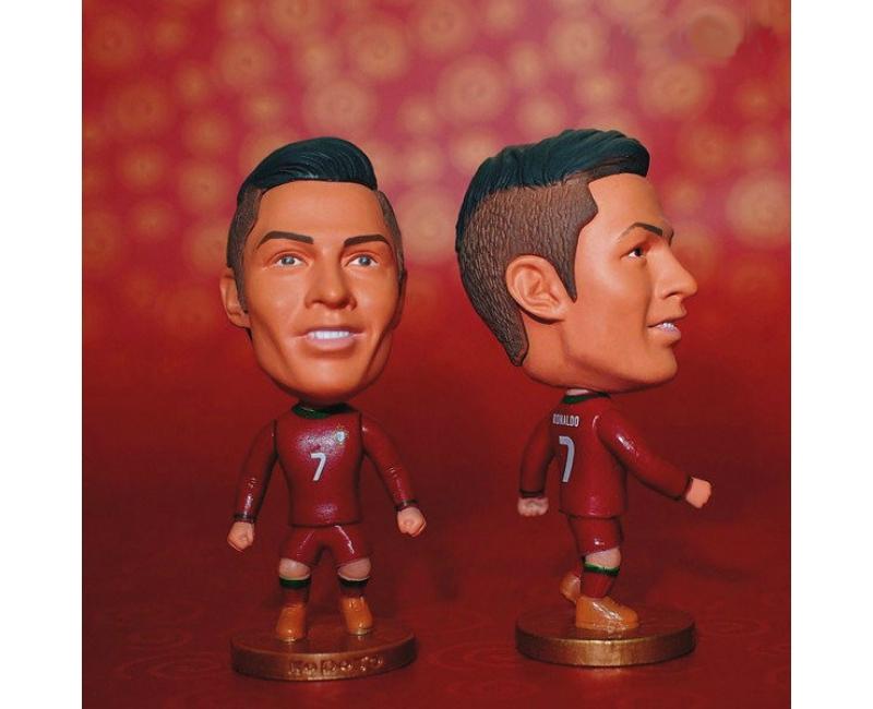 Portugal Ronaldo Figures