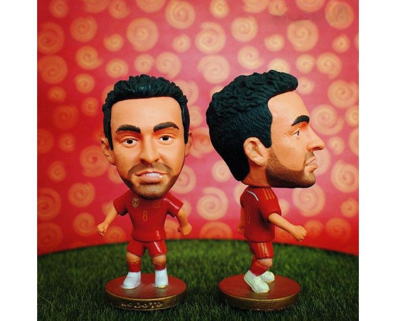 Spain Xavi Figures
