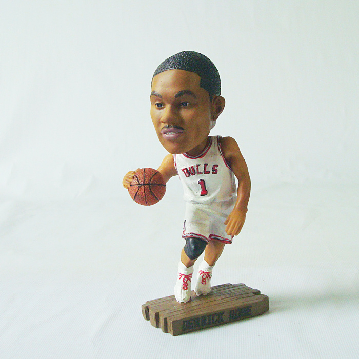 Bulls 1 Derrick Rose Action Figure