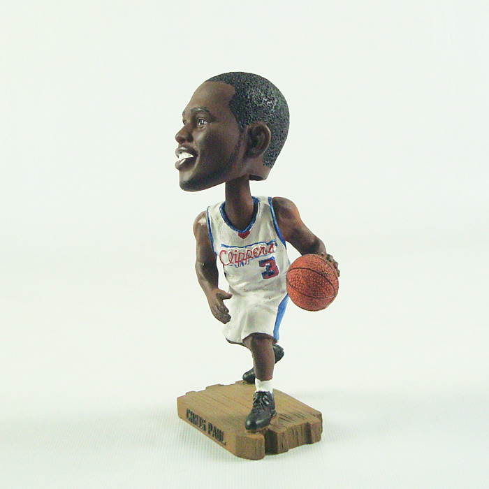 Clippers 3 Chris Paul Action Figure