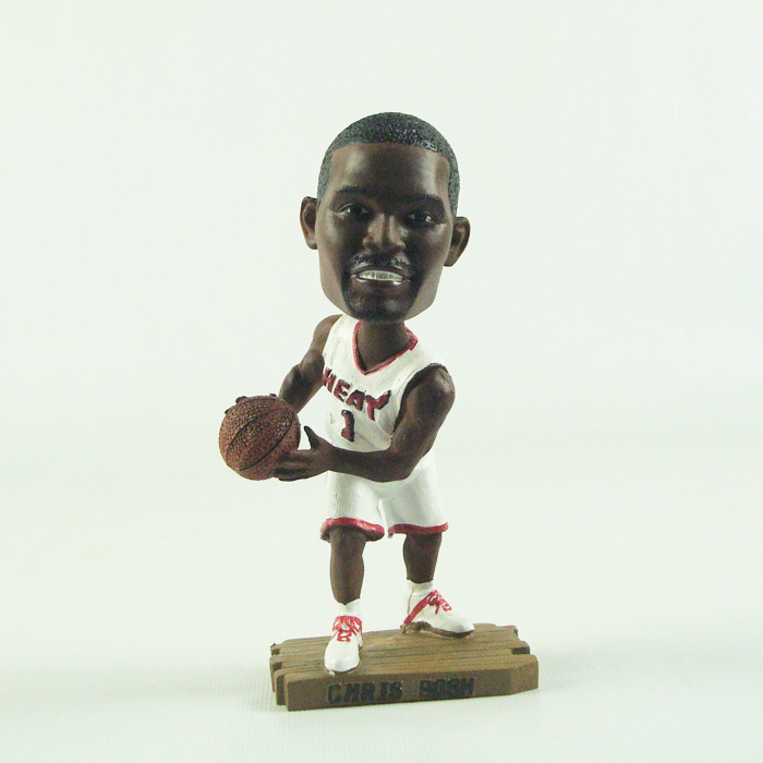 Heat 1 Chris Bosh Action Figure