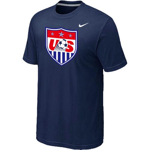 Nike National Team USA Big & Tall Men T-Shirt D.Blue