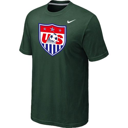 Nike National Team USA Big & Tall Men T-Shirt D.Green