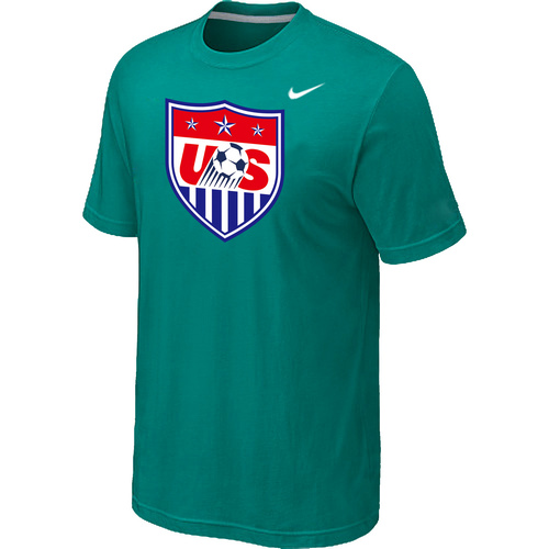 Nike National Team USA Big & Tall Men T-Shirt Green
