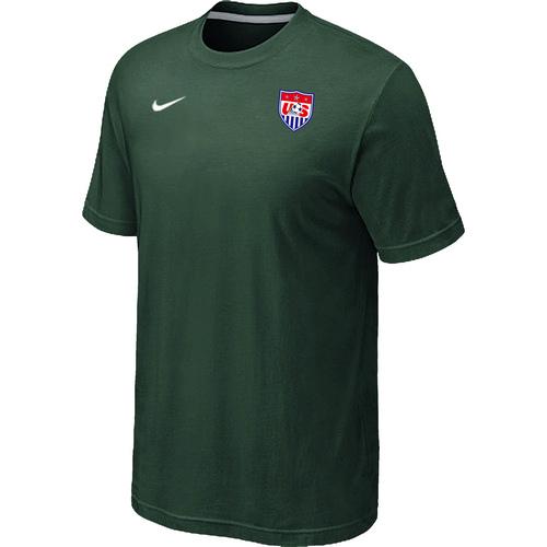 Nike National Team USA Men T-Shirt D.Green