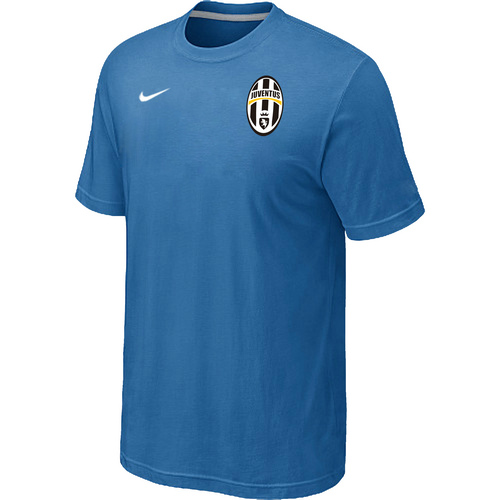 Nike Club Team Juventus Men T-Shirt L.Blue