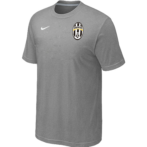 Nike Club Team Juventus Men T-Shirt L.Grey