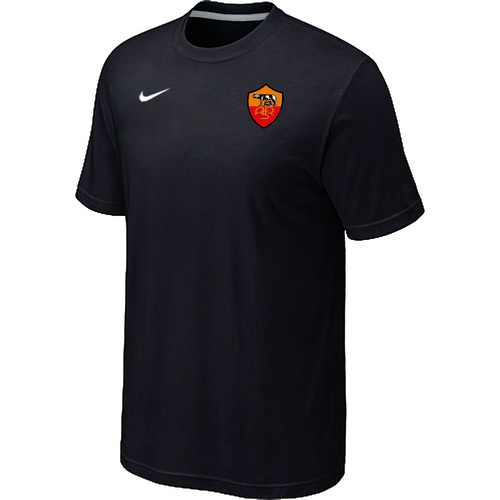 Nike Club Team Roma Men T-Shirt Black