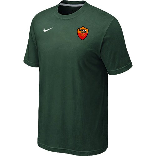 Nike Club Team Roma Men T-Shirt D.Green