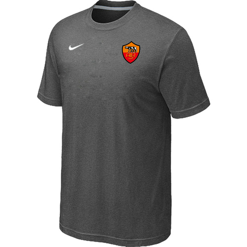 Nike Club Team Roma Men T-Shirt D.Grey