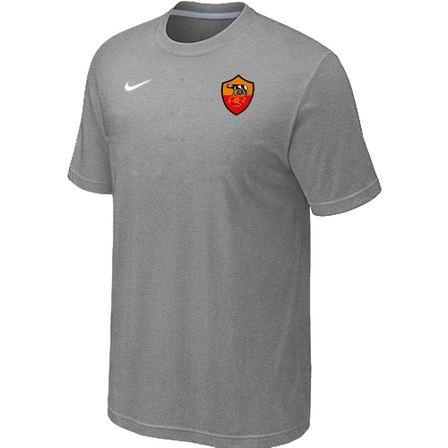 Nike Club Team Roma Men T-Shirt L.Grey
