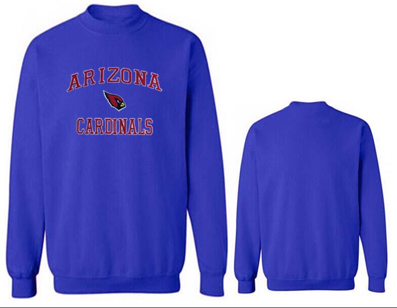 Nike Cardinals Fashion Sweatshirt Blue3