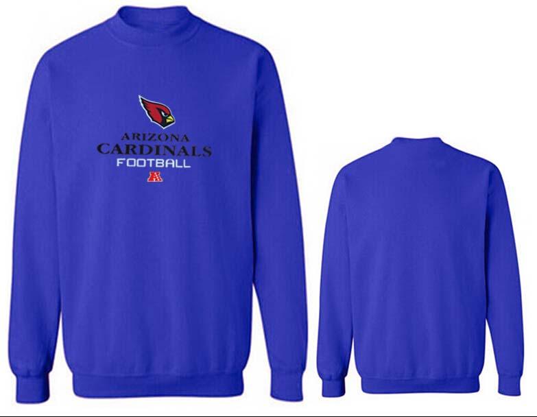Nike Cardinals Fashion Sweatshirt Blue4