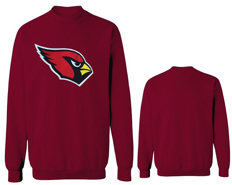 Nike Cardinals Fashion Sweatshirt D.Red