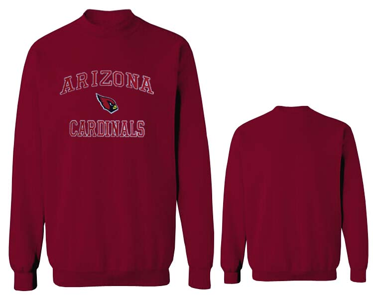 Nike Cardinals Fashion Sweatshirt D.Red3