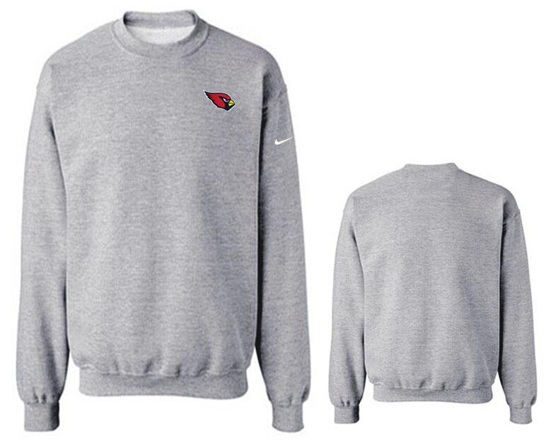 Nike Cardinals Fashion Sweatshirt Grey2
