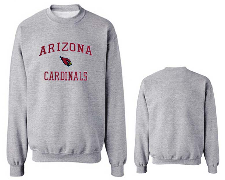 Nike Cardinals Fashion Sweatshirt Grey3