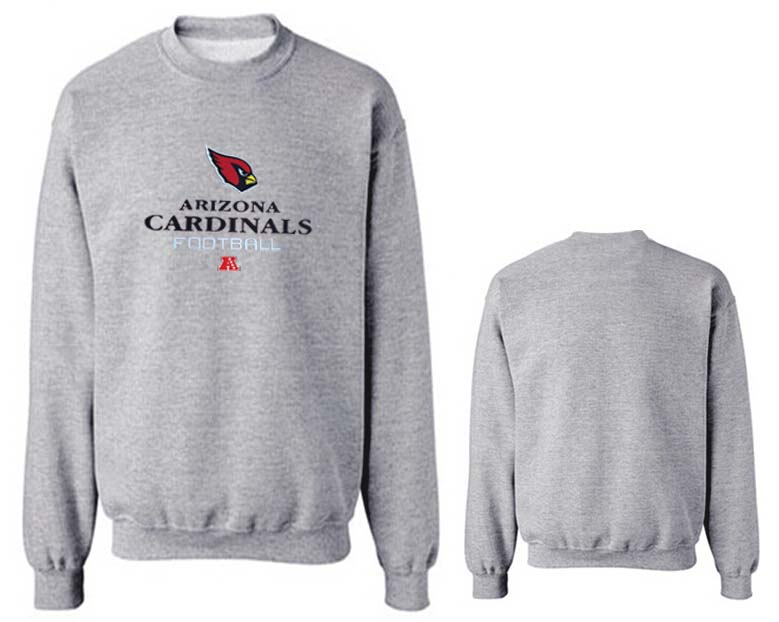 Nike Cardinals Fashion Sweatshirt Grey4