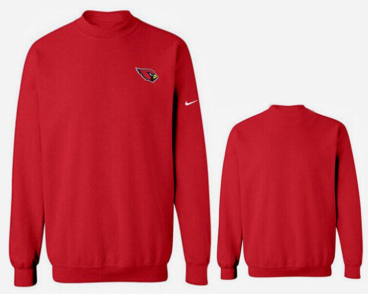 Nike Cardinals Fashion Sweatshirt Red3