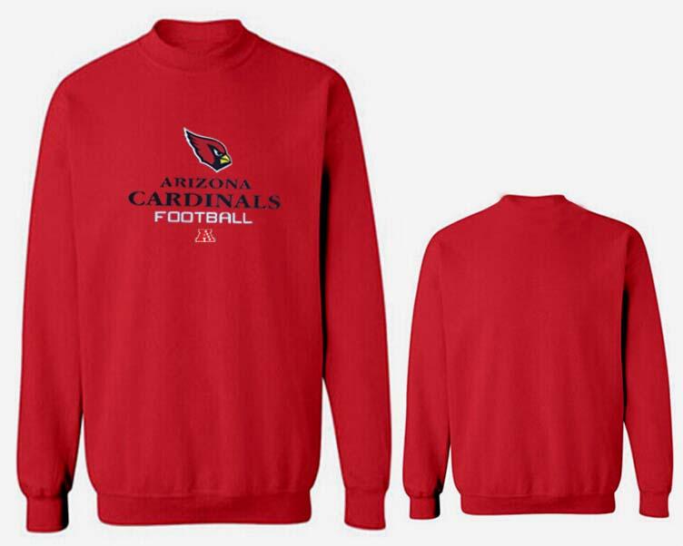 Nike Cardinals Fashion Sweatshirt Red4