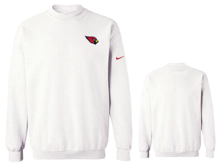 Nike Cardinals Fashion Sweatshirt White2