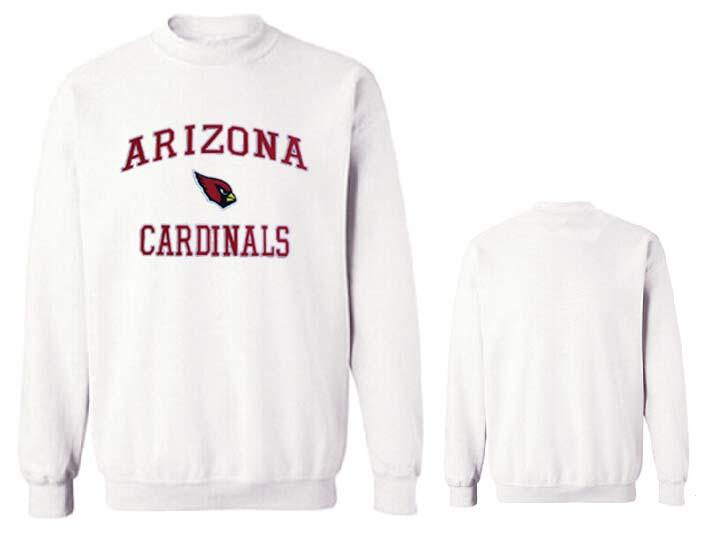 Nike Cardinals Fashion Sweatshirt White3