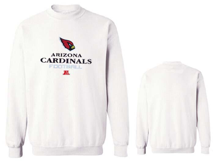Nike Cardinals Fashion Sweatshirt White4